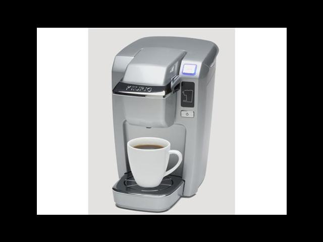 Combo Coffee Maker And Keurig : Keurig MINI Plus Brewing System, Platinum-Newegg.com