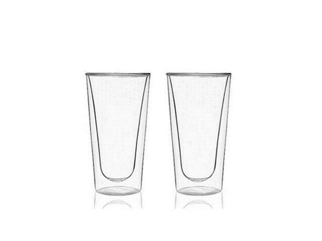Luigi Bormioli 2-pc. Duos Beverage Glasses