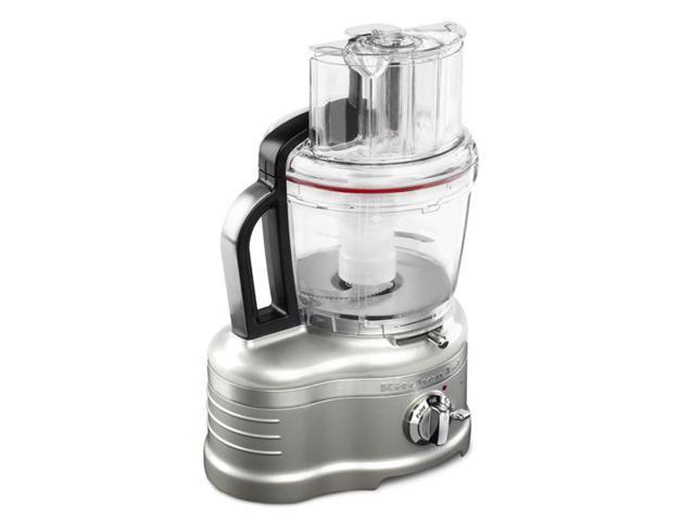 KitchenAid 16-c. Pro Line Food Processor, Sugar Pearl Silver
