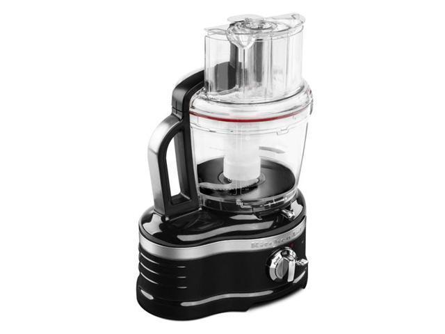 KitchenAid 16-c. Pro Line Food Processor, Onyx Black