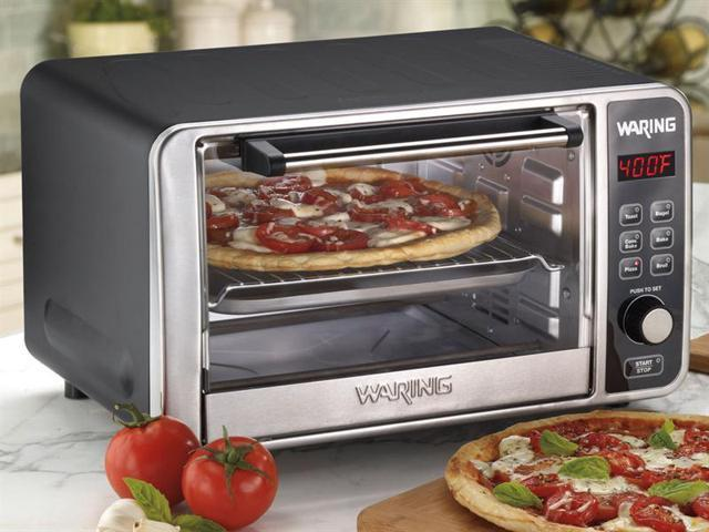 Open Box Waring Pro Tco650 Digital Convection Toaster