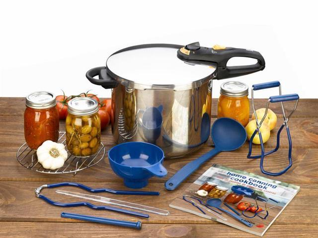 Fagor Duo Canning Set