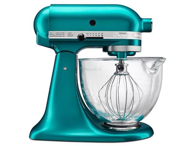 KitchenAid 5qt. Artisan Design Design Series Stand Mixer, Sea Glass