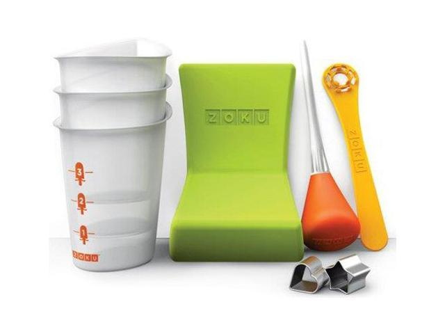 Zoku 8-pc. Tool Set for Quick Pops
