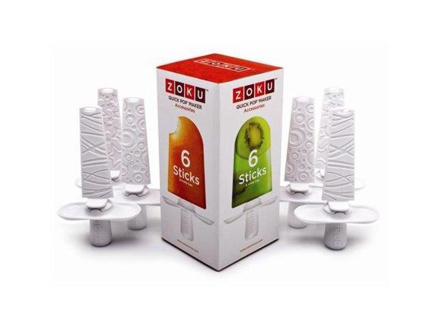 Zoku Set of 6 Pop Maker Sticks