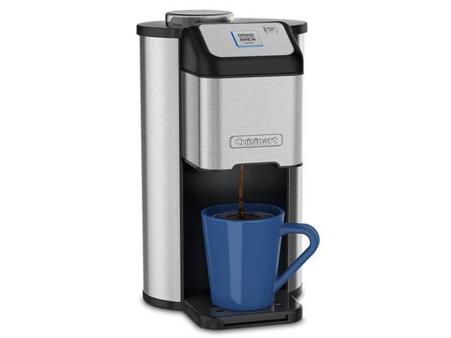 Cuisinart 16-oz. Grind and Brew Single Cup Coffee Maker - Newegg.com
