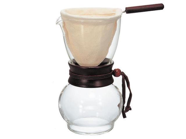 Pour Over Coffee Maker Vs Drip : Hario 16-oz. Pour Over Drip Pot Coffee Maker - Newegg.com