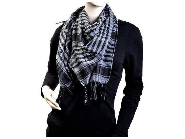 Houndstooth Square Arab Scarves in Many Colors