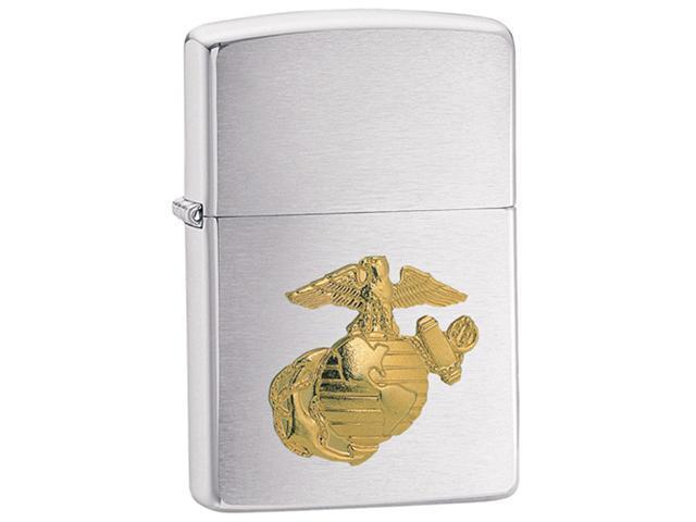 Zippo Marines Emblem Pocket Lighter -