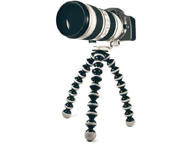 Joby Gp3 Gorillapod Slr-Zoom Flexible Tripod -