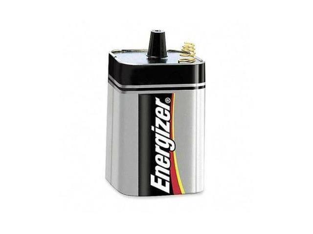 Energizer Alkaline Battery , Lantern , 6 Volt - Lantern&#59; 6 Volt(Sold In Packs Of 3) -