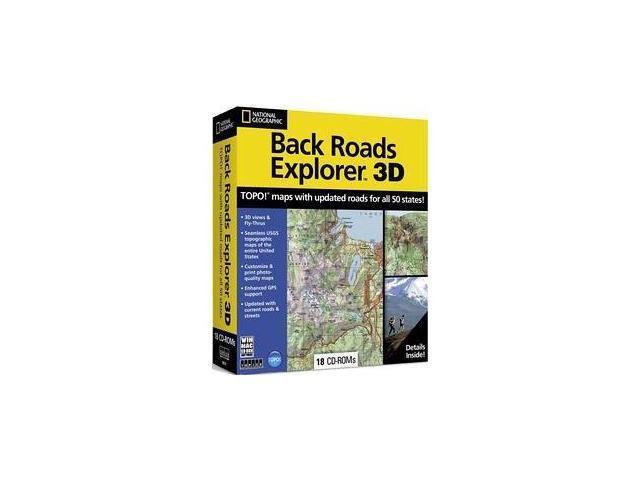 National Geographic Back Roads Explorer 3D -