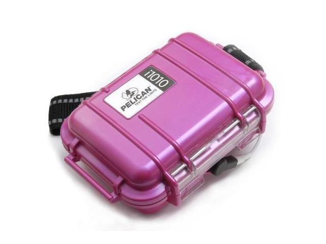 Pelican I1010 Waterproof Case For Ipod (Pink) -