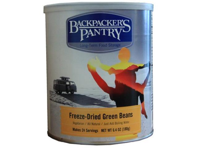 Backpacker'S Pantry Freeze-Dried Green Beans, 6.4-Ounce -