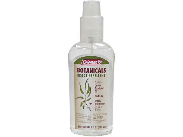 Coleman Botanicals Insect Repellent Pump (4-Ounce) -