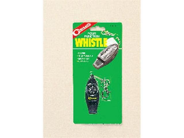 Coghlan'S Four Function Whistle - 4 Function Whistle/Thermometer