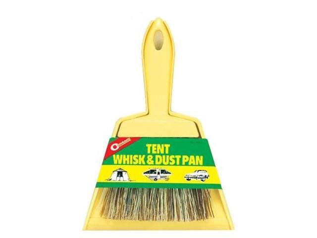 Coghlan 8407 Tent Whisk & Dust Pan -
