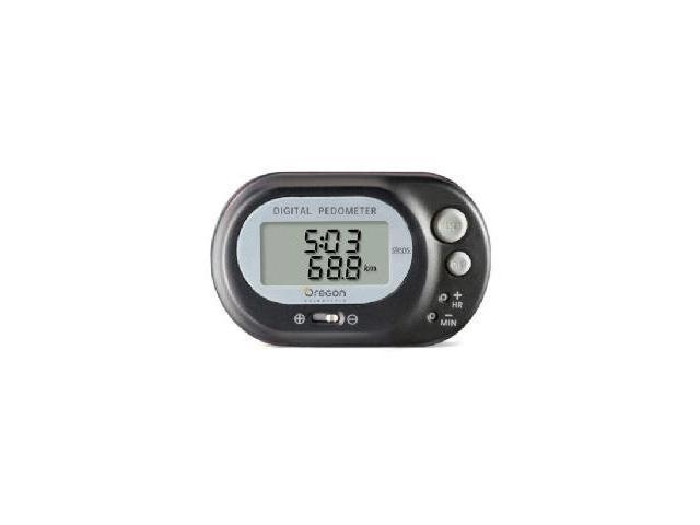 New Pedometer With Distance Counter (Audio/Video/Electronics) -