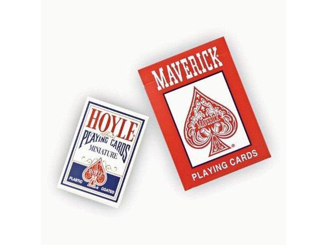 Miniature Travel Cards - Hoyle