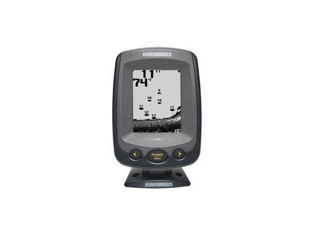 Humminbird 408940 1 Piranhamax 143 Single Beam Fishfinder