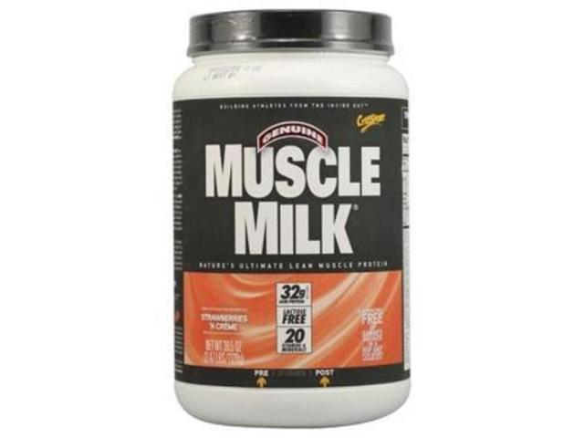 Muscle milk expiration date