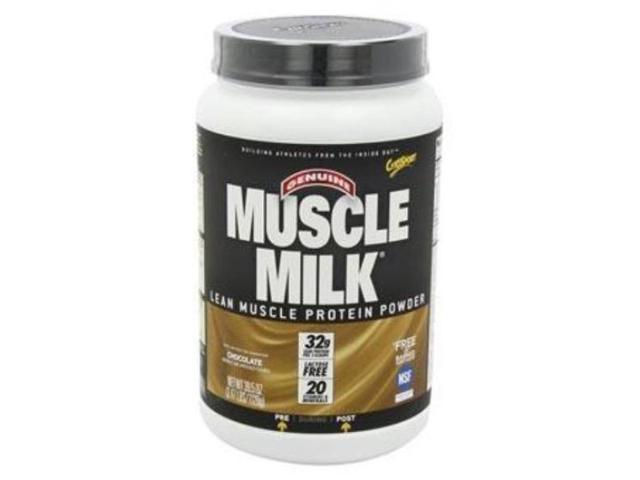 Muscle milk vs muscle milk light