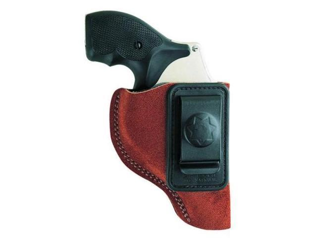 Bianchi Right Hand Holsters - Natural Suede Wasitband, Daewoo Dp52