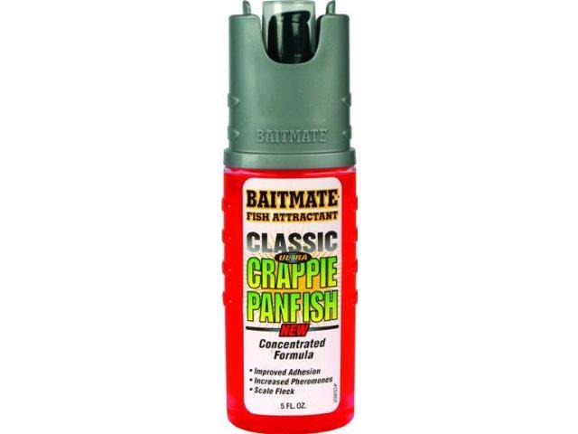 Baitmate 5 fluid ounce classic crappie panfish fish for Baitmate fish attractant