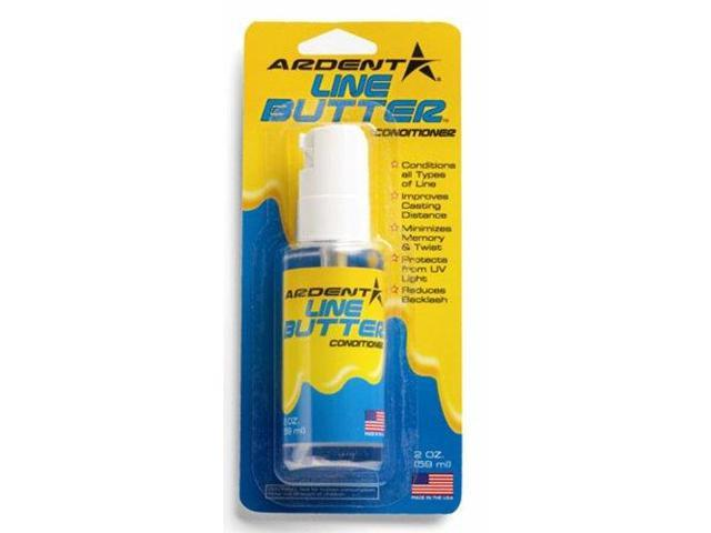 Ardent line butter conditioner 2oz ardent for Fishing line conditioner