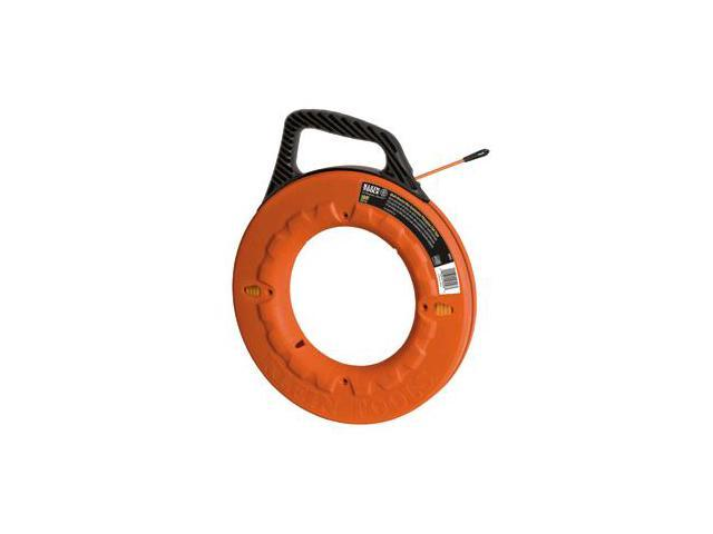 Klein tools 56058 100 foot multi groove non conductive for Klein fish tape