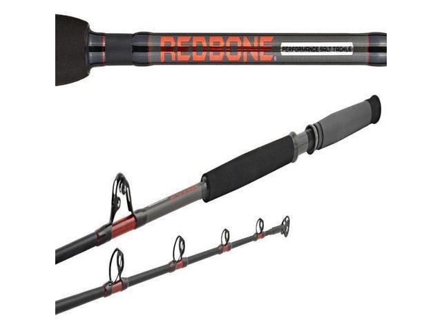 Hurricane redbone 5 39 6 1pc trl su 20 40lb rdb 561t s for Redbone fishing rods