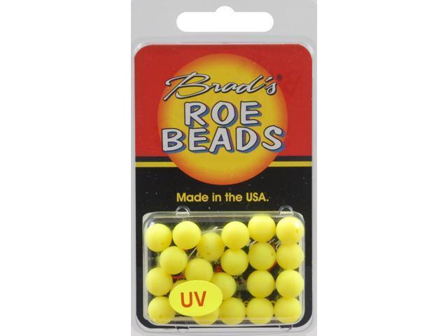 Brad 39 s killer fishing gear roe bead char satin 10mm 21ct for Brad s killer fish