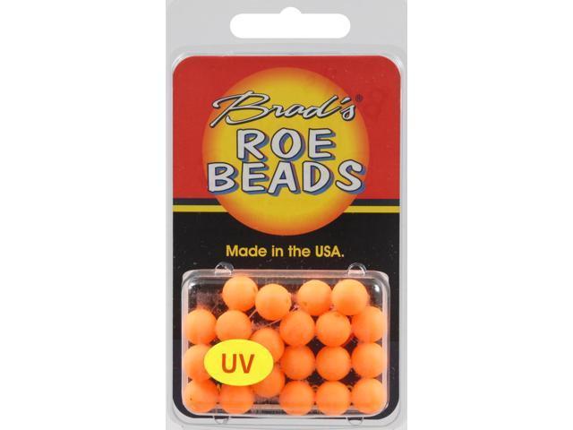 Brad 39 s killer fishing gear roe bead org satin 10mm 21ct for Brad s killer fish