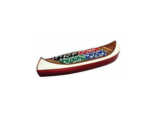 Poker canoe