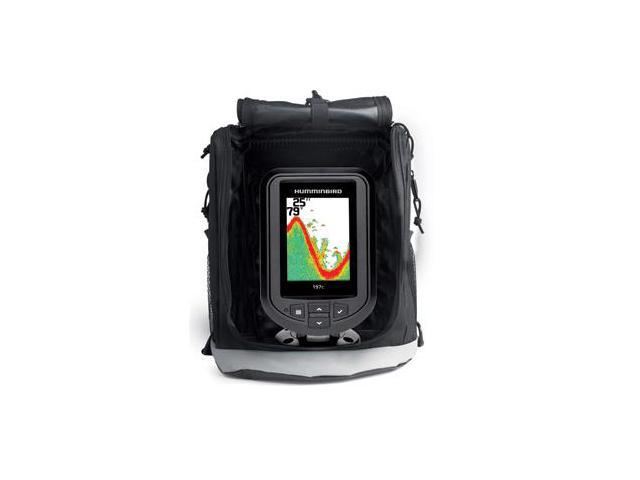 Humminbird 409680 1 piranhamax 197c pt color portable for Humminbird portable fish finder