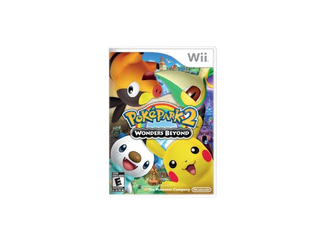 Nintendo RVLPS2LE Pokepark 2 wonders beyond wii