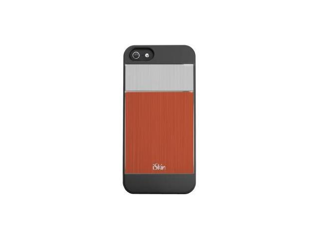 iSkin ARIPH5OE4 Aura iphone 5 orange silver