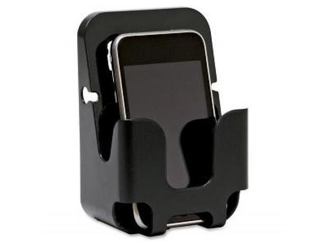 Cubicle Cellphone Holder Recycled Black