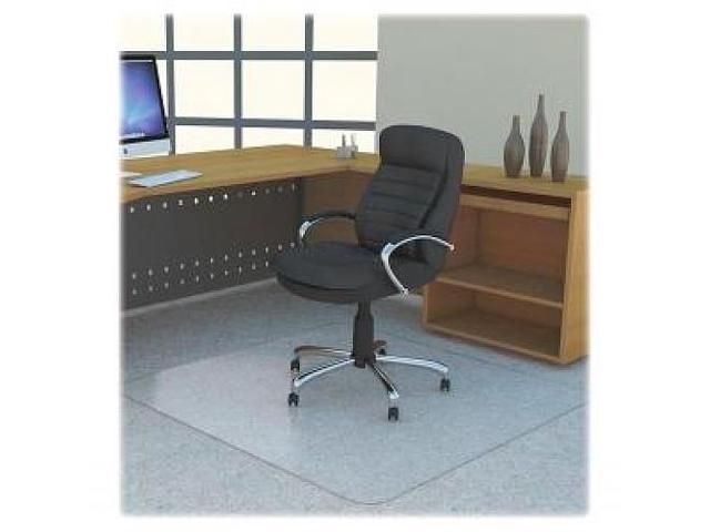 Chairmat Studded Rectangular Med-High Pile 36