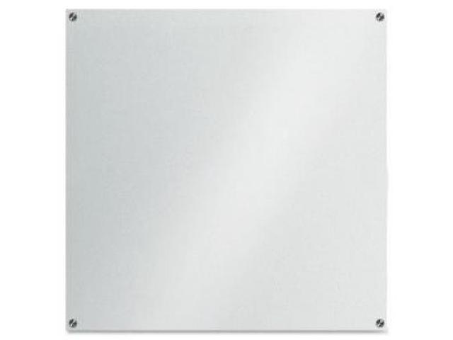 Lorell Glass Dry-erase Board, Frost - LLR52501
