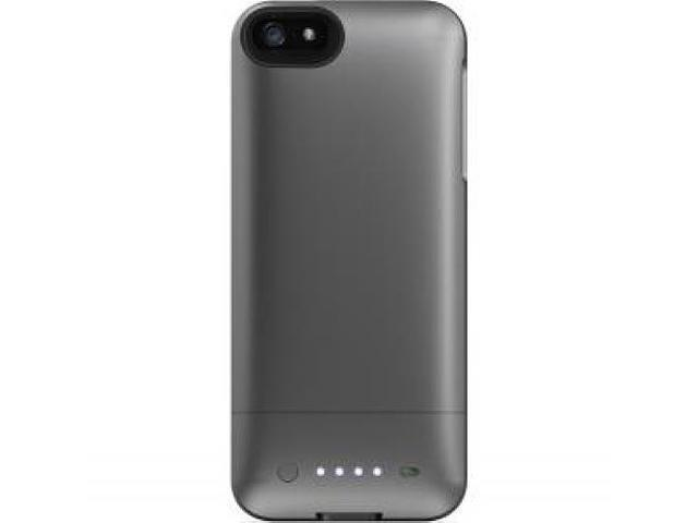 Mophie Juice Pack Helium for iPhone 5/5S - Dark Metallic