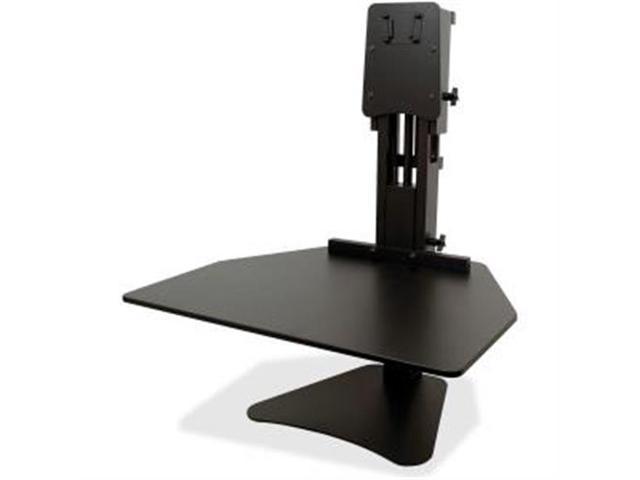 Victor Dc300 High Rise Sit Stand Desk Converter Newegg Ca