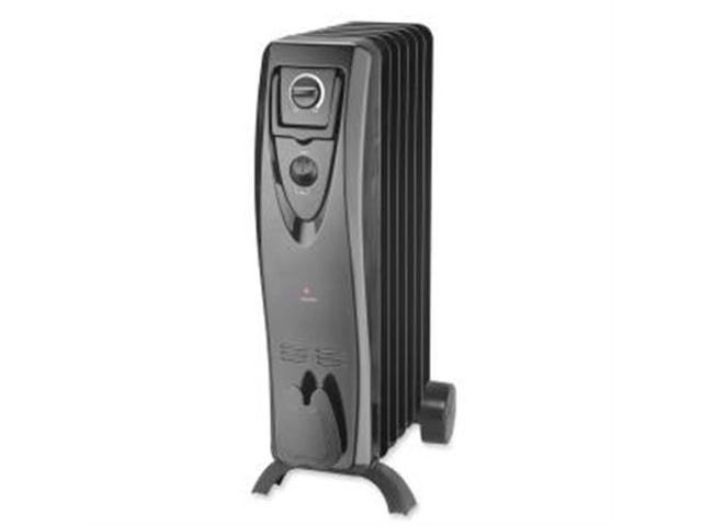 Oil Filled Heater 3 Settings 1500W 14-1/16