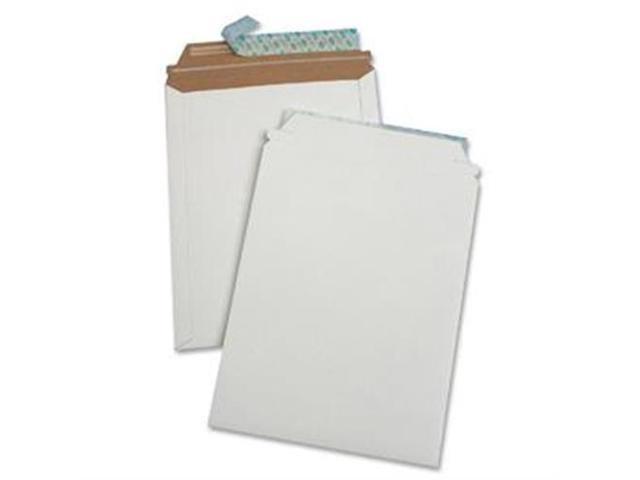 Quality Park Products QUA64016 Photo-Document Mailer - 26 Pt.- 11in.x13-.50in.- White - (25 per Box)