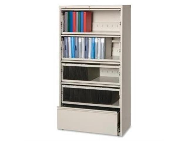 Lateral File RCD 5-Drawer 36