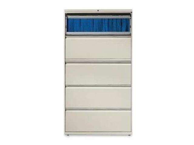 Lateral File,5-Drawer,36