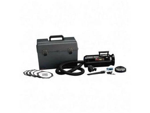Metro Vac Anti-Static Vacuum/Blower Includes Storage Case HEPA & Dust Off Tools