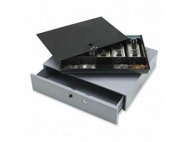 Cash Drawer w/ Removable Tray 17-3/4