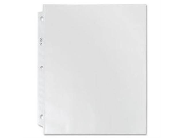 Sheet Protectors,Top Load,3.3 mil,9