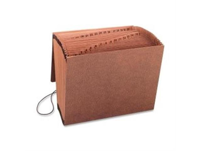 Accordion File w/Flap 1-31 31 Pocket Letter 12